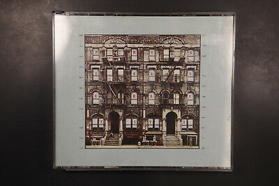 Led Zeppelin ‎– Physical Graffiti - Swan Song ‎– 289 400 Germany  (BOX C73)