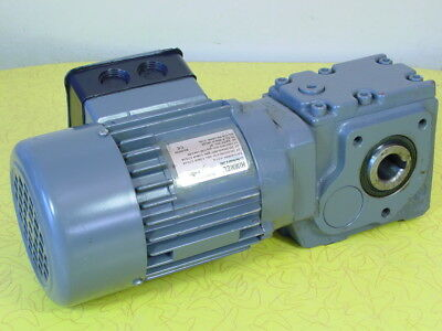 Himmel Ca10-G56M4 Geared 3-Phase Electric Gear Motor - Unused