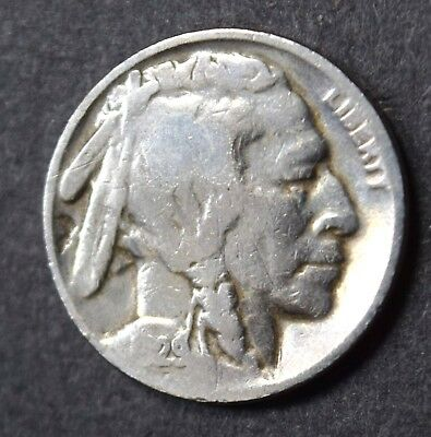 1929 Error Buffalo Filled D S Nickels Nickel 5C Coins Lot Of 2  Collectible  P