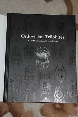 "Russian nice 2009 book ""Ordovician Trilobites of the St.Petersburg region,Russia"
