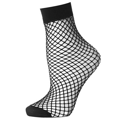 Fishnet Socks Beautiful Design for Summer Heels and Sandals (*UK SELLER*)