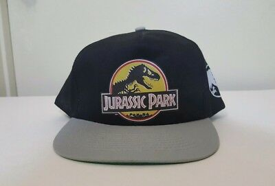 Jurassic Park Vintage Original Hat from First Movie Release 1992 Just in time...