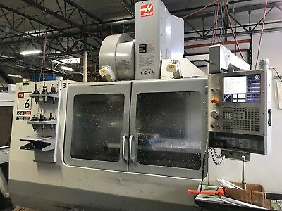 "HAAS, VF-6/50, 64"" X, 32"" Y, 30"" Z, CNC VMC, With Toolholders"