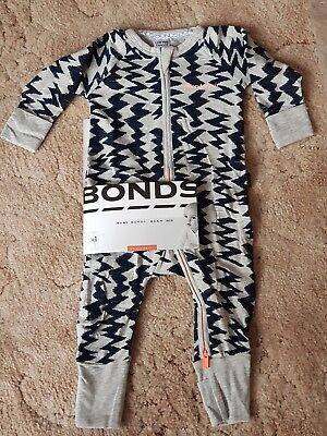 Bonds baby wondersuits sz 00 free post, choose from dropdown box
