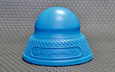 Acumobility Mobility Ball Level 2 Trigger Point Myofascial Release Massage Tool