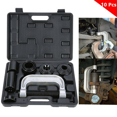 4 in 1 Ball Joint Service Kit  Removal Tool W/ 2WD & 4WD Adapters
