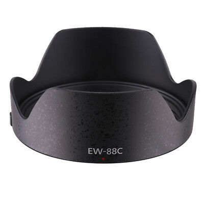 Camera Lens Hood for Canon EW-88C EF 24-70mm f/2.8L II USM 82mm Filter Thread