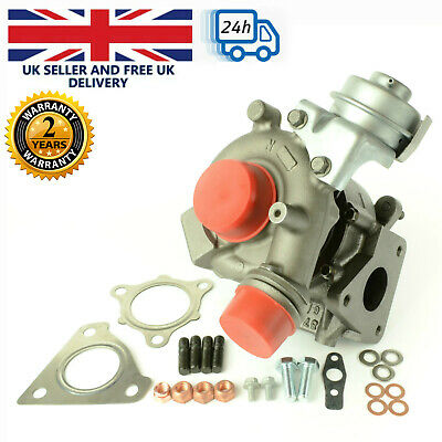 Turbocharger for Mitsubishi Outlander 2.2 Di-D. 150 BHP / 110 kW. 49335-01120.