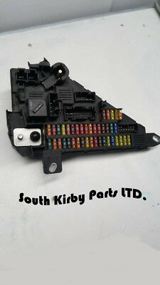 BMW E60 REAR Power Distribution Fuse Box 9138830 LCI 2009 - £9.58 ...