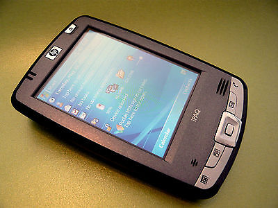 HP iPAQ hx2490 PDA plus Accessories with 2880mAh EXTENDED BATTERY FITTED