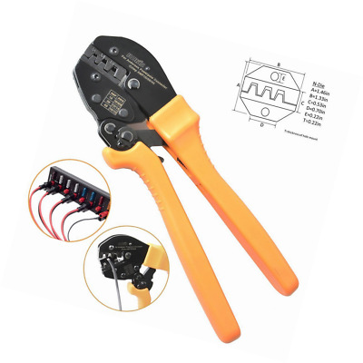 IWISS Powerpole Ratcheting Wire Crimper Tools for 15, 30 and 45 Amp Anderson