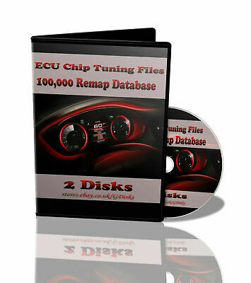 OBD 2 ECU Chip Tuning Files 100,000+ Remap Database EEPRO MMpps Galletto Kwp2000