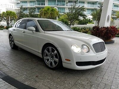 2006 Bentley Continental Flying Spur  2006 Bentley Flying Spur Clean Title Prior Hail Damage Repaired Best Priced