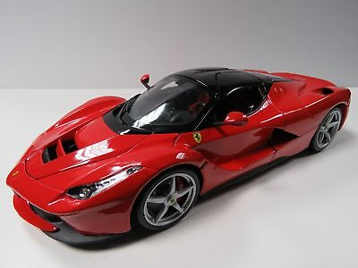 1/18 BBURAGO/BURAGO - LA FERRARI SIGNATURE SERIES - Red