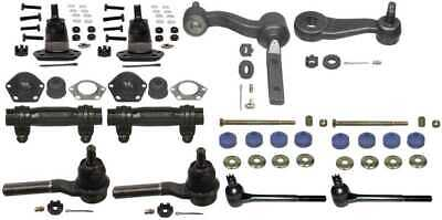 14 Piece Chassis Suspension Kit fits Chevrolet Blazer S10 or GMC Jimmy Sonoma