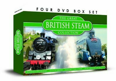 Great British Steam Collection (DVD)