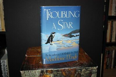 Troubling a Star by Madeleine L'Engle 1994 1st ED HC/DJ
