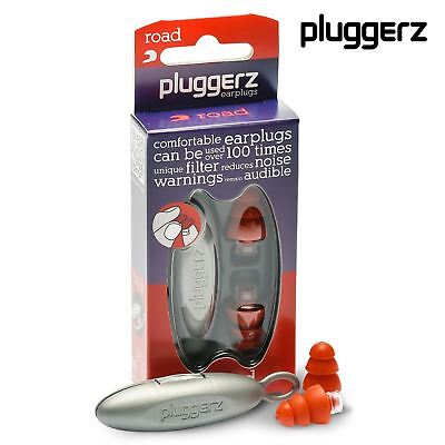 PLUGGERZ Earplugs Road Plugs for motoring and motorcycling