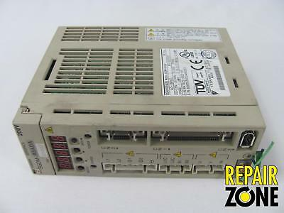 Sgdm-A5Ada Yaskawa Servo Amplifier Remanufactured *1 Year Warranty*