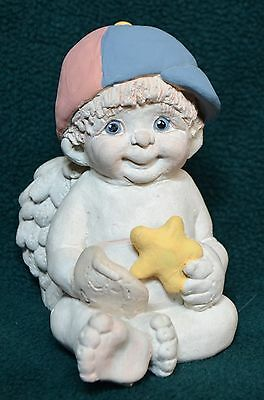 Dreamsicles Cast Art Angel Figurine Catching a Star from '93