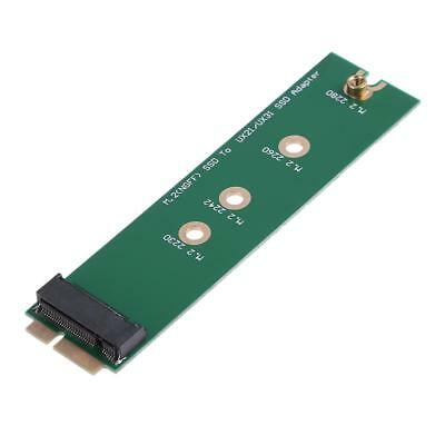 M.2 NGFF SSD to 18 Pin Adapter Converter Card for ASUS UX21/UX31 Zenbook SSD
