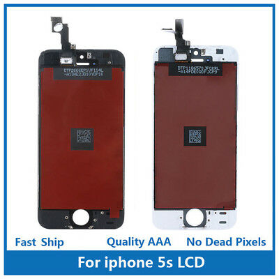 iPhone 5S  Screen Replacement LCD Digitizer 3D Touch Display Assembly