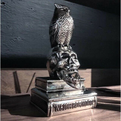 NEIGHBORHOOD OWL18s/s INCENSE CHAMBER Silver From Japan New