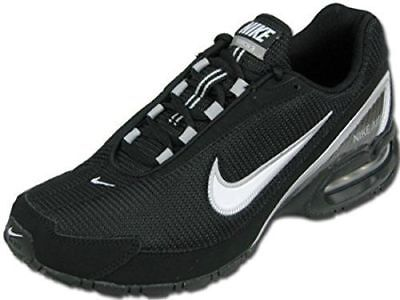 Brand New Nike Air Max Torch 3 Running Shoes Black White Silver 319116-011 Men's