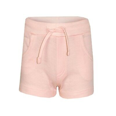 Girls Kids Casual Summer Holiday Shorts Jersey Tie Hotpants 1-13 years
