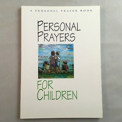 Personal Prayers for Children by Dimensions for Living Staff (2004, Hardcover)