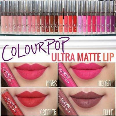 New Colourpop ultra matte Lip liquid lipstick - UK SELLR