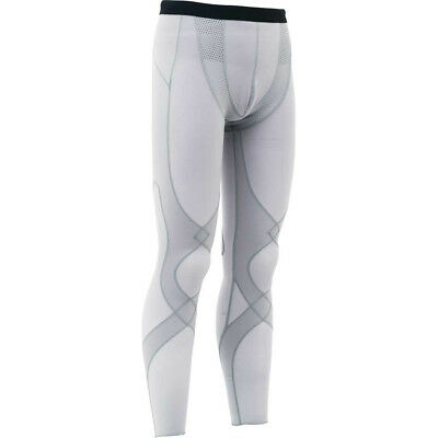 New Cw-X Mens Medium Support Stabilyx Vented Under Pants Athletic Exo-Web Tights