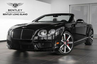 Bentley Continental GT V8 S Convertible (Certified Pre-Owned) Mulliner Driving Specification - Ventilated Front Seats w/ Massage Function