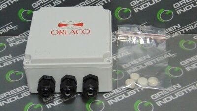USED Orlaco 0504030 Video Distribution Amplifier
