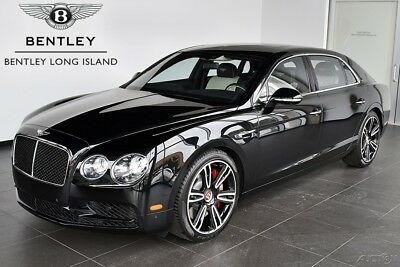 Bentley Flying Spur V8 S Mulliner Driving Specification - Limited Edition Black Machined Wheels