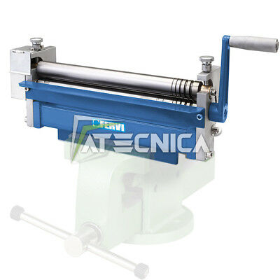 Mini slip roll from the grip con 3 rollers FERVI 0235 width 300mm thickness max