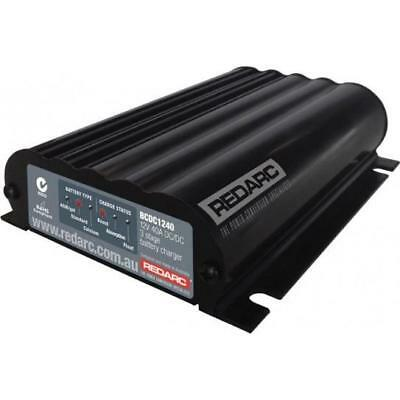 Redarc Bcdc1240 40A In-Vehicle Dcdc Automatic Battery Charger (Lp-Bcdc1240)