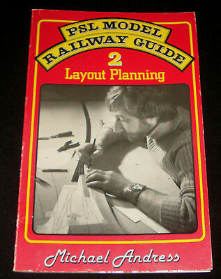 Psl Model Railway Guide - Layout Planning - 64 Pages - Michael Andress