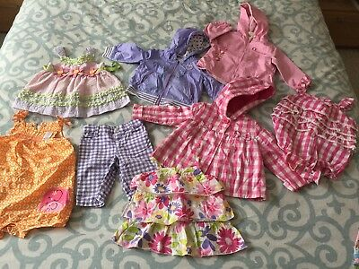 Girls Carters & Kaola Baby 12 Months