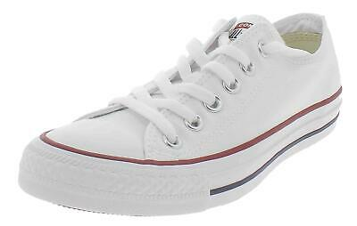 Converse All Star Ox Optical Sport Schuhe Niedrige Weiss M7652C