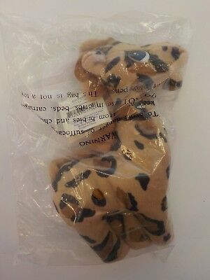 Enesco Precious Moments Pals Tender Tails Georgina GIRAFFE Bean Bag Plush New
