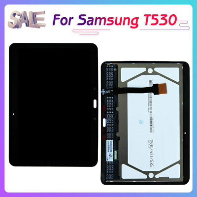 For Samsung Galaxy Tab 4 SM-T530 Black  Screen Replacement LCD Touch Display
