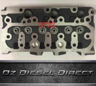 D722 New bare cylinder head for kubota D722