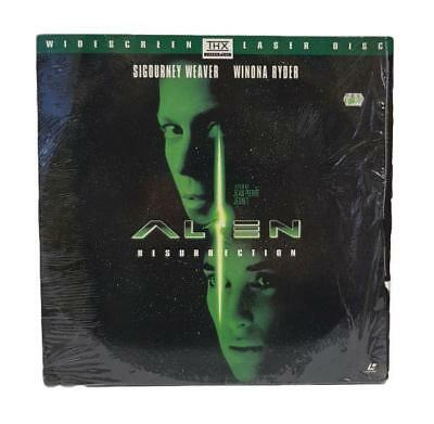 Alien Resurrection Widescreen Laserdisc