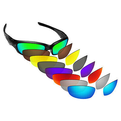 Hawkry Polarized Replacement Lenses for-Oakley Straight Jacket 2007 - Options