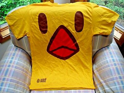 Rare NEW Authentic Burger King CHICKEN FRIES T-Shirt *Free Shipping*