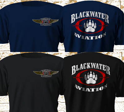 New BLACKWATER AVIATION Academi Private Military US Army Canopy Dynacorp S-4XL