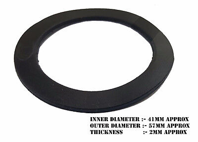 Fuel Tank Washer Petrol Cap washer Rubber Seal Motorbike Cycle Royal Enfield