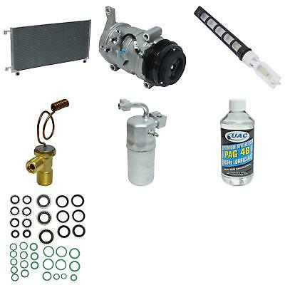 A//C Compressor /& Component Kit-Compressor Replacement Kit Front UAC KT 3239