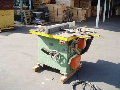 Tannewitz tablesaw table